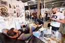 Київ зібрав майстрів та прихильників тату-творчості
