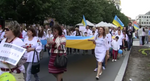 Масштабний марш вишиванок пройшов у країні ЄС