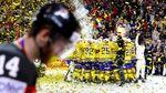 Швеция в феерическом поединке обыграла Канаду и стала чемпионом мира по хоккею