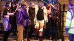 З'явилось відео моменту вибуху в Манчестері на стадіоні