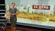Випуск новин за 15:00: Вибух магазину в Києві. Бойовики не припиняють обстрілів