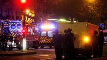 Серія кривавих терактів у Парижі: хронологія