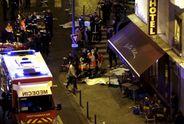 Жахливі відео з Парижа: стрілянина, вибухи, захоплення заручників, загиблі і поранені