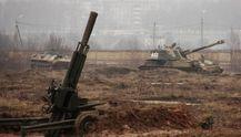 Бойовики почали обстріл сил АТО забороненим озброєнням, — штаб