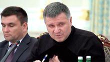 Опубликовано видео ссоры Саакашвили с Аваковым (18+)