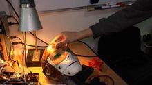 Українські студенти власноруч створили 3D-принтер та надрукували першого робота