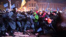 """Ще чотирьом """"беркутівцям"""" оголосили про підозру через події на Майдані"""
