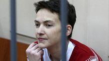 Савченко заявила, что будет голодать до освобождения или комы