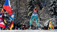 Біатлон. Підгрушна тріумфувала у спринтерській гонці в Канаді