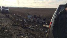 Делом взорвавшегося под Марьинкой автобуса занялась прокуратура