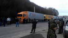 На кордоні України з Білоруссю відкрили пропуск російським фурам, — ЗМІ