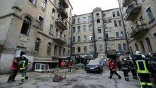 У строителей на Хмельницкого не было разрешений на объект
