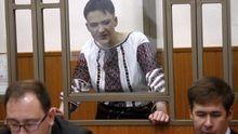Порошенко відреагував на сухе голодування Савченко
