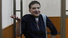 У Кремлі розглянуть можливий обмін Савченко