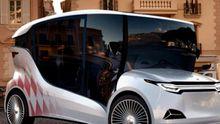 Перший український електрокар презентували у Монако. На ринку авіаперевезень гряде нова ера