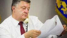 Порошенко поговорил с Путиным об освобождении Савченко