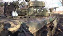 Из Украины в Воронеж массово поступают подбитые российские танки с трупами