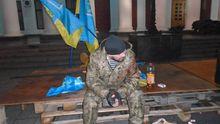 """Титушки"" жестоко избили майдановцев в Одессе: фото погрома"