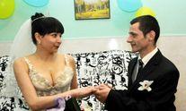 Впервые в истории Украины пожизненно осужденная женщина вышла замуж