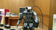 Студенти створили унікального робота, що розмовляє індонезійською мовою