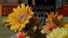 Неизвестные грабят могилы погибших бойцов в Житомире