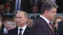 Путін знову демонстративно проігнорував Порошенка