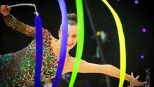 """Украинская гимнастка вывезла из Франции все """"золото"""""""