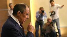 Лавров завів стару пісню: Росія не є стороною конфлікту на Донбасі