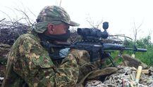 Журналіст повідомив про втрати сил АТО і терористів під Дебальцевим