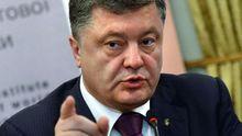 Порошенко призвал страны G7 ужесточить санкции против России