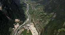 17 років будівництва: у Швейцарії відкриють залізничний тунель-рекордсмен