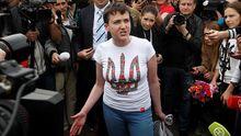 24 яскравих цитати звільненої Савченко