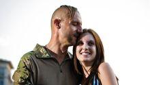 Козак Гаврилюк женился на 22-летней девушке: появились фото