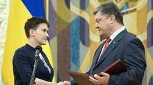 Що Путін подарував Петру Порошенку на другу річницю президентства? Савченко?