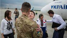Освобождение Савченко и нападение на жену Турчинова, — главное за день