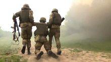 Бізнесвумен відкрила для десантників тренувальний табір на Житомирщині