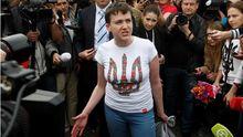 Украинцы, если вам нужно, то я буду президентом, — Савченко