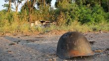 На фронте погиб украинский военный