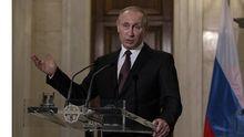 Путін розповів, чому він помилував Савченко