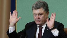 Порошенко ледь не загинув на Донбасі