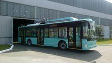 В Чернигове выпустили уникальный троллейбус