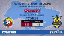 Товарищеский матч Украина – Румыния: кому специалисты прогнозируют победу
