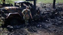 На Донбассе погибли пять украинских военных