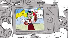 Карикатура недели: возвращение