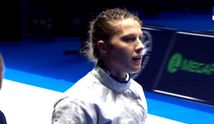 Фехтування. Українка знову стала найкращою на турнірі у Москві