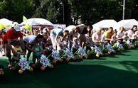 Благотворительный пробег на спасение детей прошел в Киеве