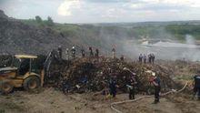 Екологи прокоментували ситуацію на Грибовицькому сміттєзвалищі