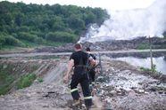 Львовские спасатели рассказали, как ищут своих коллег под завалами
