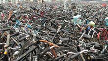 В Одесі хочуть знищити 11 тисяч контрабандних велосипедів