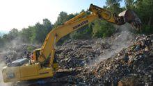 Пошукові роботи на сміттєзвалищі під Львовом вирішили припинити